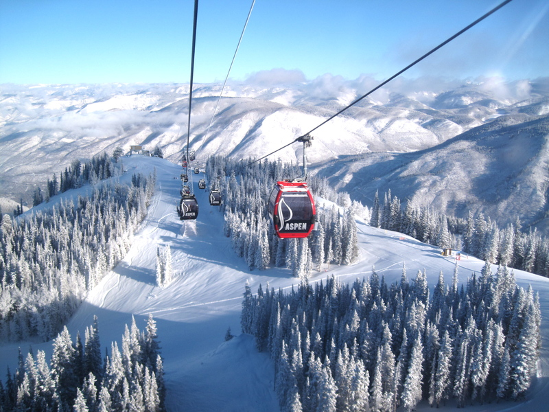 Image result for aspen colorado winter